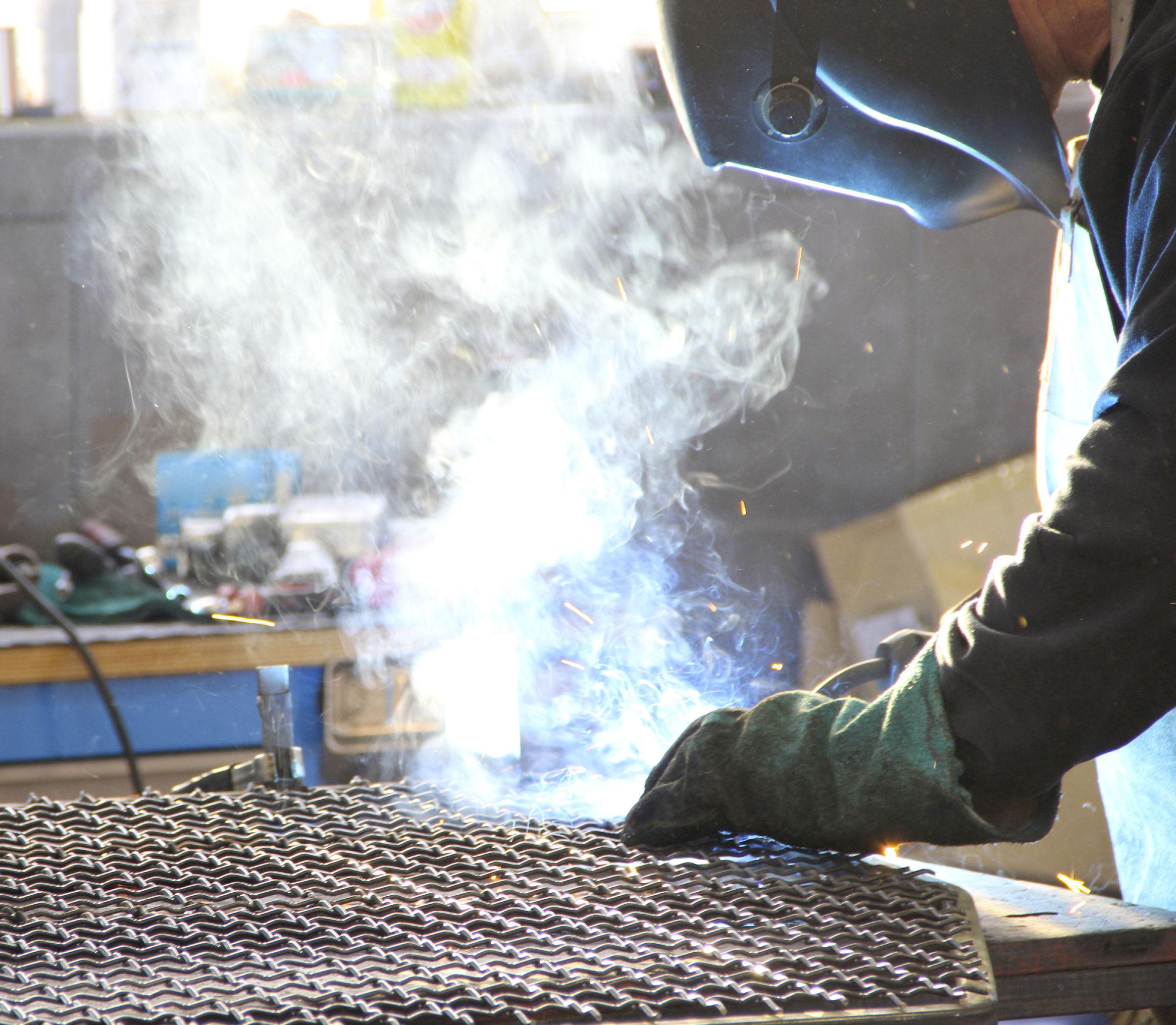 HSE Update: Welding fume